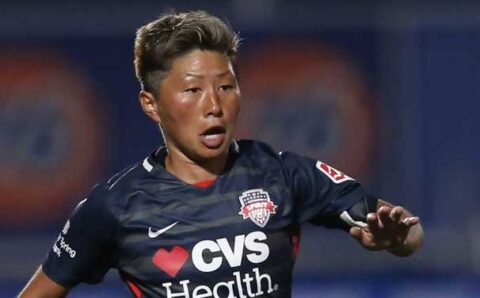 Japan's LGBT community cheers soccer player's coming out as trans man