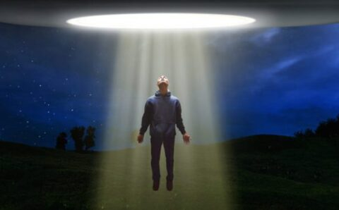 Sign Says Three Alien Abductions in a Week in Sedgley and Residents Want Answers