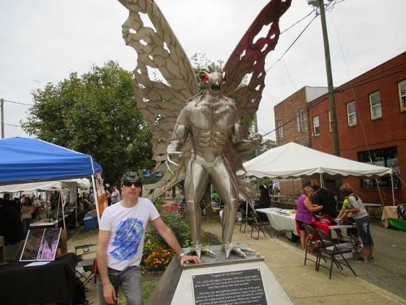 The Mothman Phenomenon: How It Started and Led to Disaster