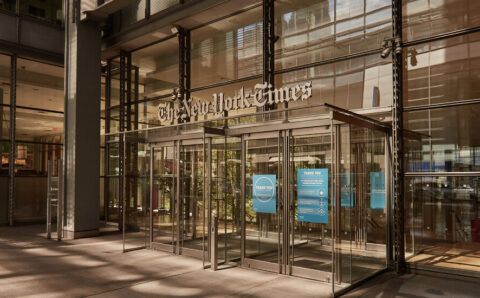 Times Requests Disclosure of Court Filings Seeking Reporters' Email Data and Gag Order