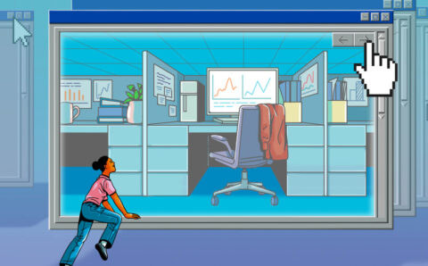 Turn Tech to Your Advantage in the New Hybrid Workplace
