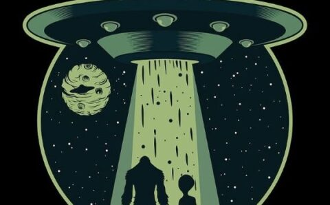 When Bigfoot, UFOs and Aliens Clash: The Elephant in the Room