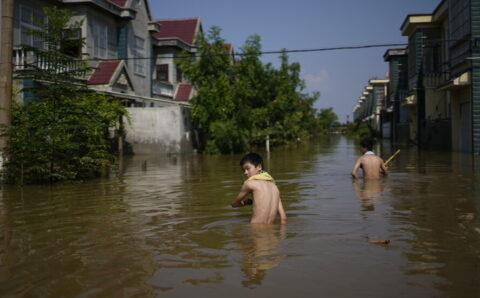 As China Boomed, It Didn't Take Climate Change Into Account. Now It Must.
