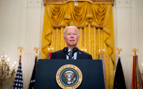 Biden to Urge More Scrutiny of Tech Mergers and Data Privacy