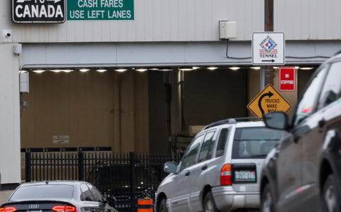 Canada Nixes Plan to Bring Extra Michigan Vaccines to Border Tunnel