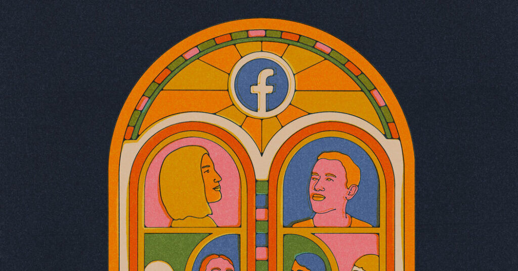 Facebook's Next Target: The Religious Experience
