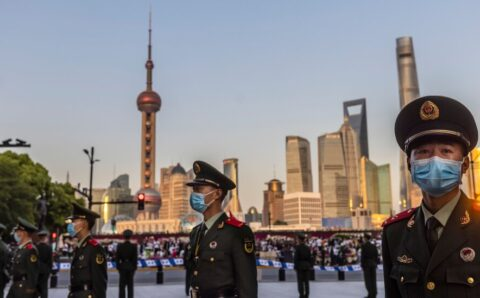 How China Transformed Into a Prime Cyber Threat to the U.S.