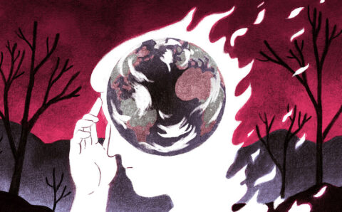 How to Calm Your Climate Anxiety