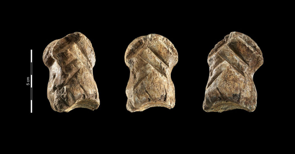 Is It Art? You May Have to Ask a Neanderthal Critic