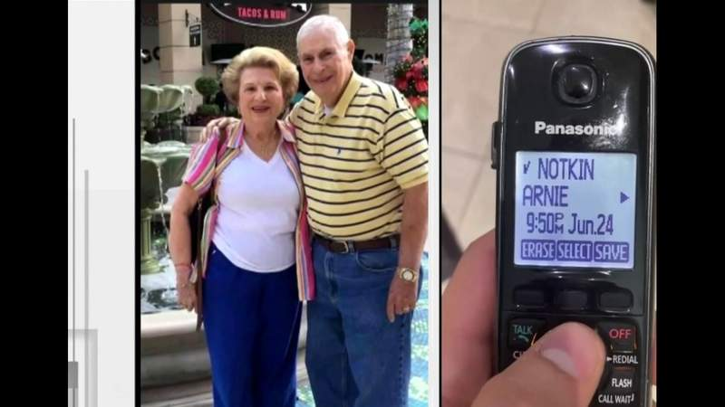 Missing Grandparents' Landline Calling From Champlain Towers South Condo, Family Says – Local10