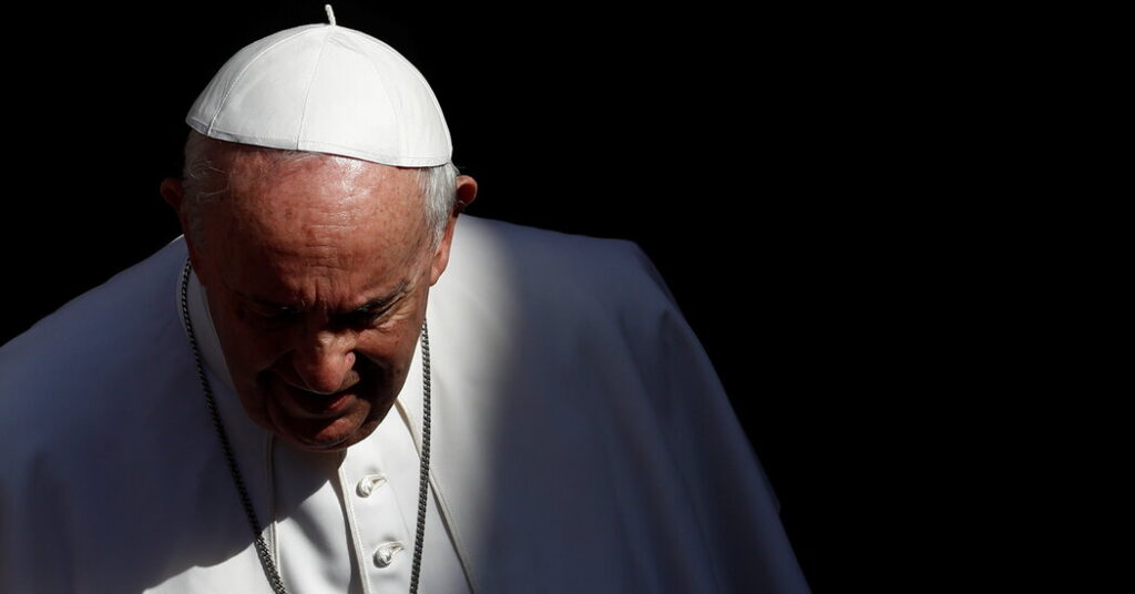 Pope Will Meet With Indigenous Leaders About Canada's Residential Schools