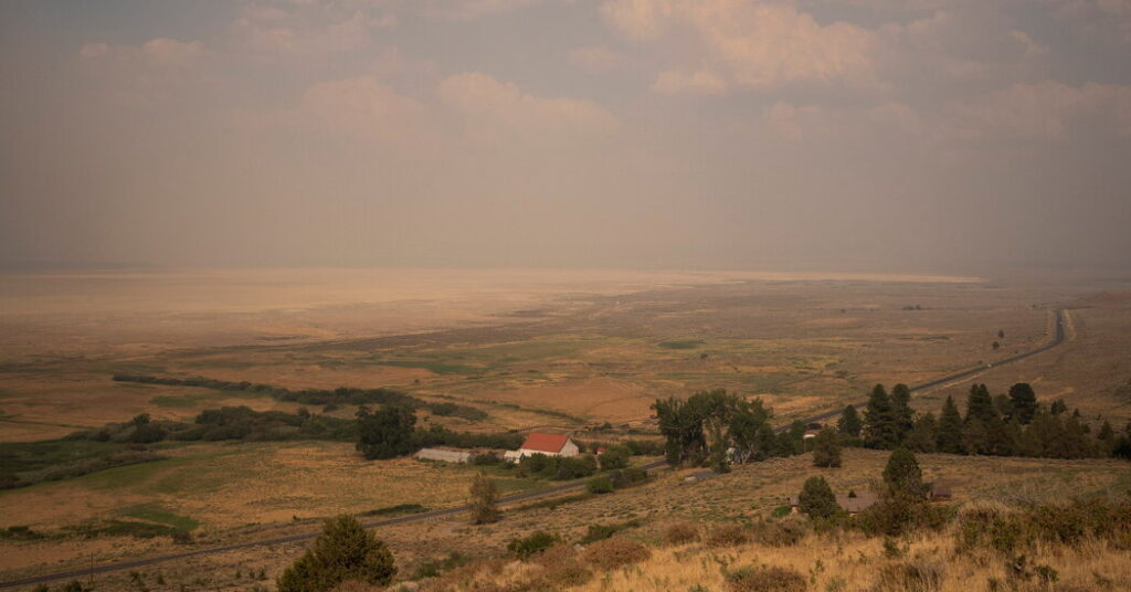 Rural Oregon Awaits Bootleg Fire Evacuations: 'Everybody Is Freaking Out.'