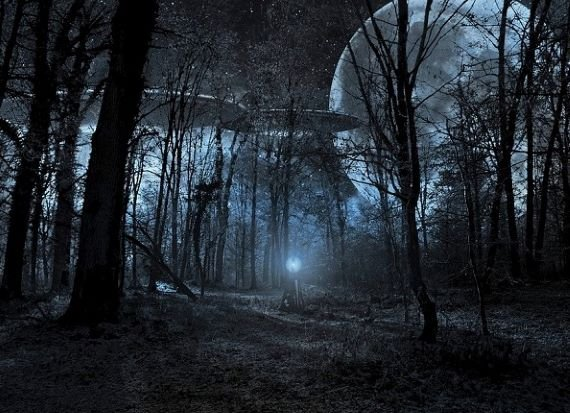 Strange Cases of Thwarted Alien Abduction Attempts