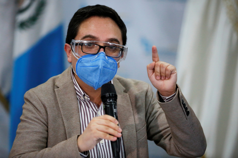 US curbs work with Guatemala after anti-corruption leader removed