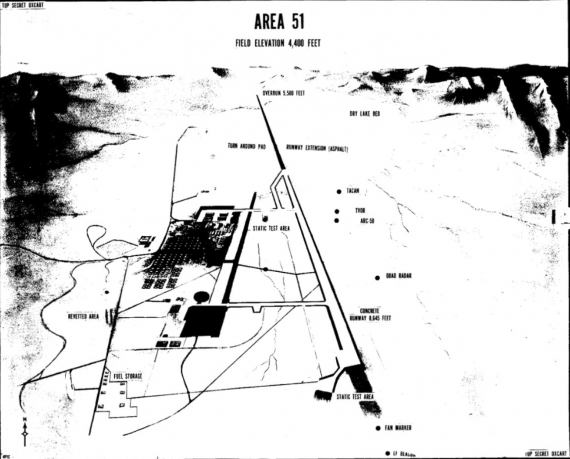 When UFO Fiction Mixes With UFO Fact: From Orson Welles to Area 51, Part 2