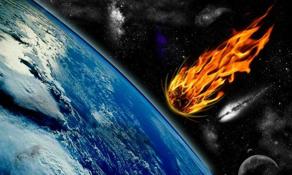 Evidence of the Largest Asteroid Impact Witnessed by Modern Humans
