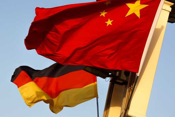 Germany says wife of man believed to be double agent also helped spy for China