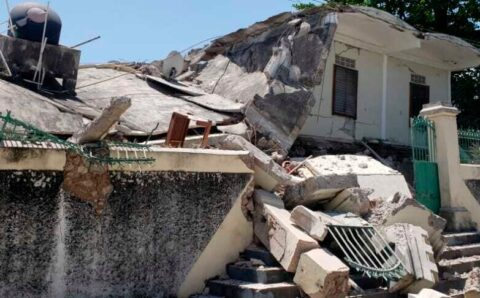 Haiti Earthquake Prompted Tsunami Warning That Was Later Rescinded