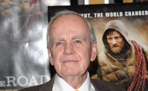 No, Cormac McCarthy Isn't on Twitter. Don't Be Fooled by the Check Mark.