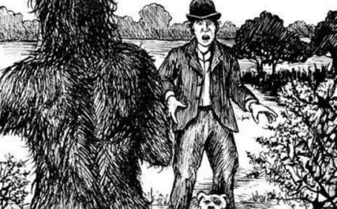 The Strange Case of the Winsted Wild Man of Connecticut