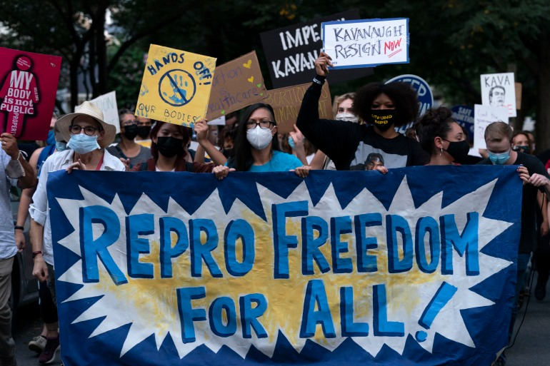 Abortion providers ask US top court to review Texas abortion ban