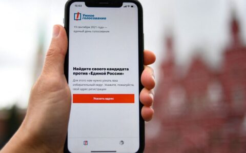 Apple and Google Remove 'Navalny' Voting App in Russia