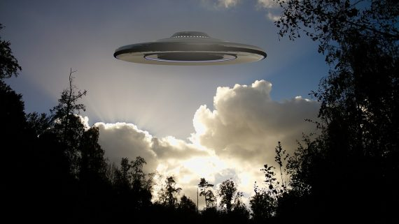 British Inmates Witnessed a UFO and Then Developed a Mysterious Rash – Mysterious Universe