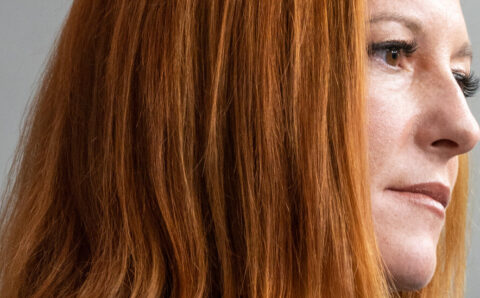 Bully Pulpit No More: Jen Psaki's Turn at the Lectern