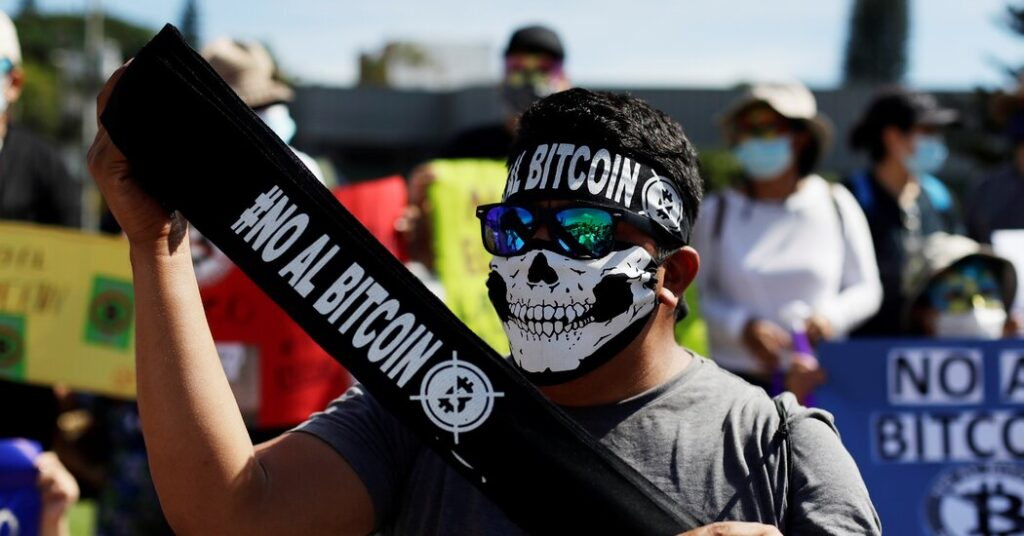 El Salvador's Bitcoin Adoption Is Marred by Glitches