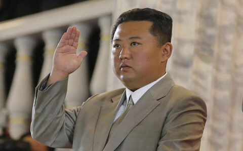 EXPLAINER: Kim's launches show push to boost nuke arsenal