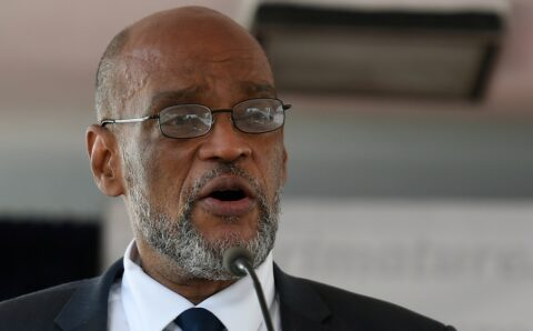 Haiti PM Henry replaces justice minister after sacking prosecutor