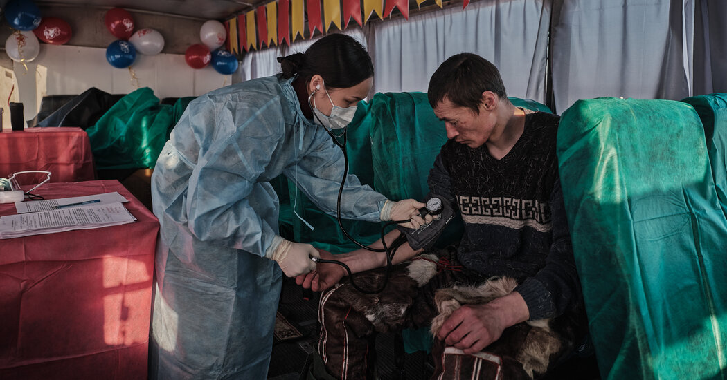 How to Vaccinate a Siberian Reindeer Herder