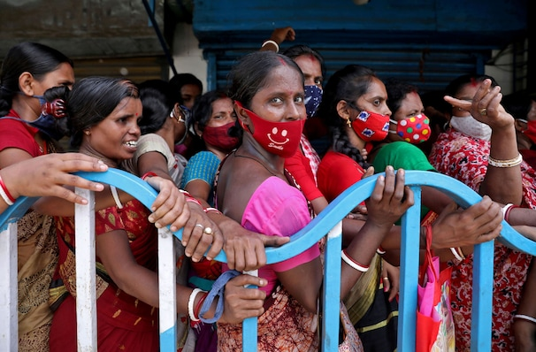 India's covid wave is receding. Now the world wants it to get back to exporting vaccines.