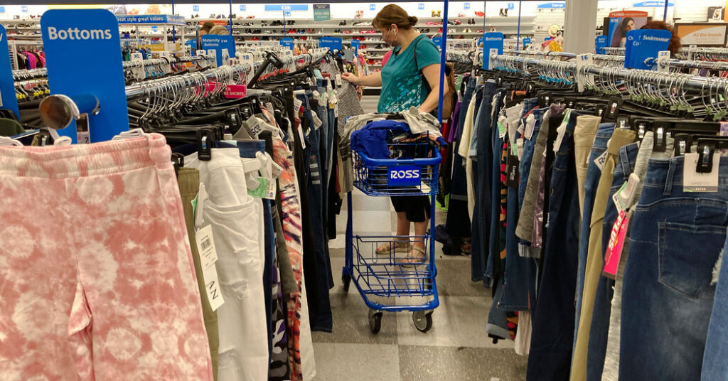 Retail Sales Rose in August, Highlighting Uneven Consumer Spending
