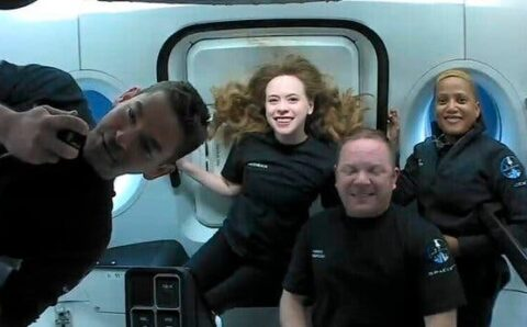 SpaceX Inspiration4 Mission Updates: Heading Home After 2 Days in Orbit.