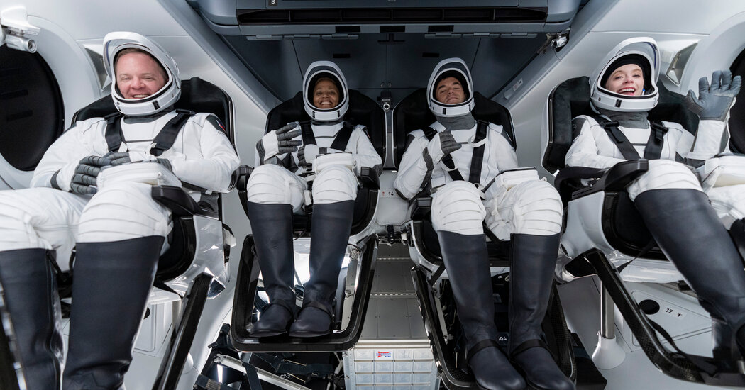 SpaceX Mission: How to Watch the Inspiration4 Launch