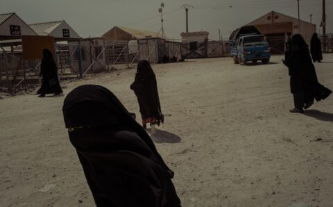 Syrian detention camp rocked by dozens of killings blamed on Islamic State women