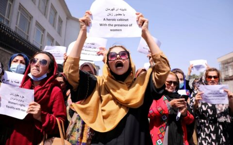 Taliban replaces ministry for women with 'guidance' ministry