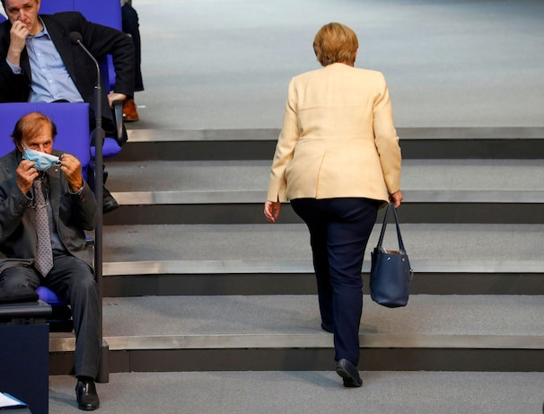 The Merkel era is about to end