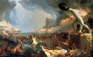 The Truth About Aliens Lost In The Library Of Alexandria Fire