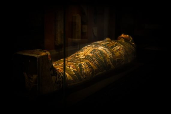 Three Male Egyptian Mummies Have Each Been Given a Face