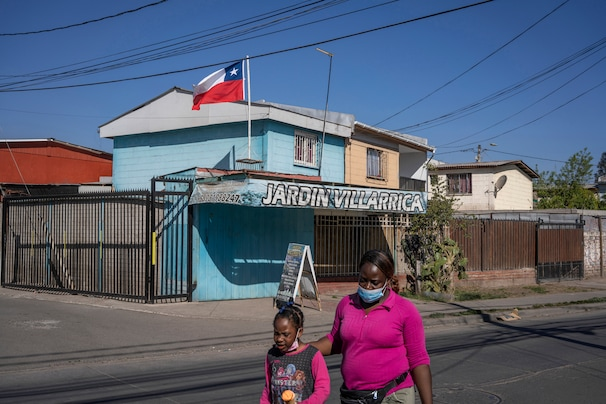 Why Haitians are fleeing Chile for the U.S. border