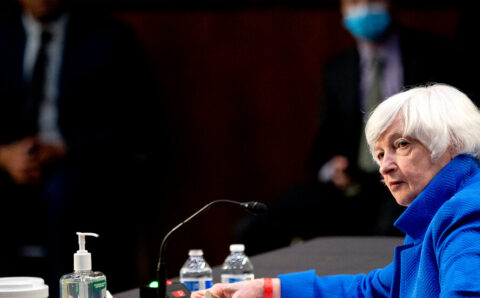 Yellen Warns Congress that Debt Limit Must by Raised by Oct. 18