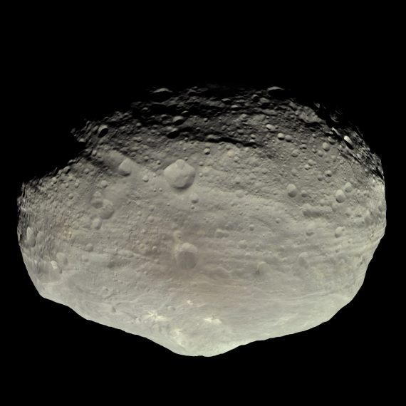 Our Solar System's 42 Largest Asteroids Have Been Revealed and Photographed