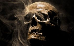 """Scientists talk about the """"smell of death"""""""