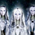 The Extraordinary Encounter: The White-Robed Beings